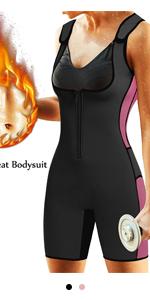 sweat sauna suit