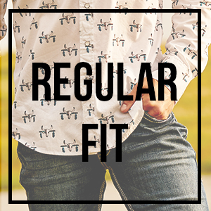 regular fit