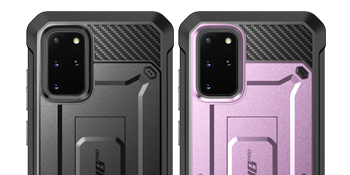 Supcase Unicorn Beetle Pro Full-Body Rugged Case Kickstand Samsung Galaxy S20+ 5G 2020 6.7 inch