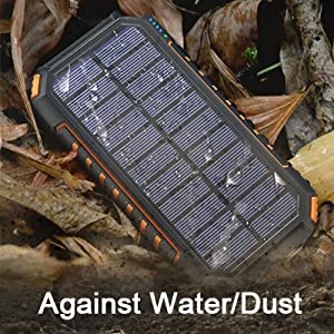 Waterproof and Dustproof