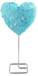 Crystal Geode Display