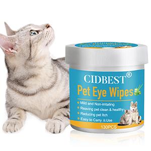 pet eye wipes