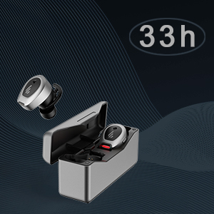 Wireless Active Noise Canceling Earbuds