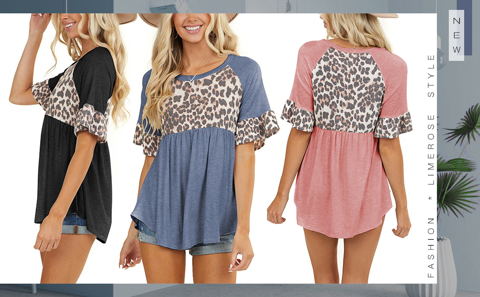 Babydoll Style tops