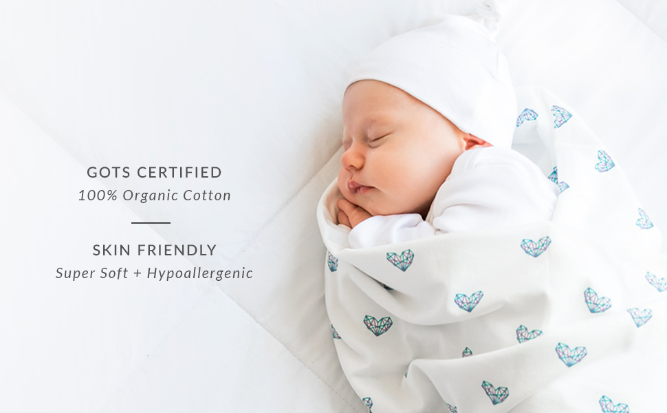 GOTS organic baby