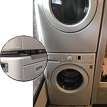 washer dryer stacking kit