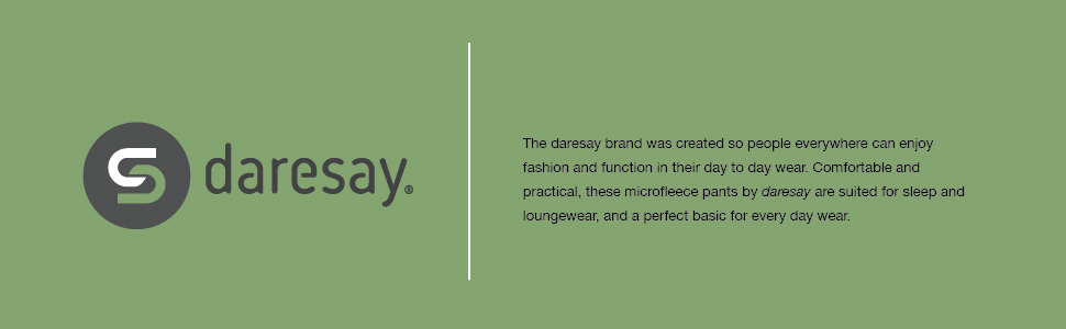 about the brand daresay