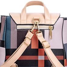 zipper strips backpacks fashion