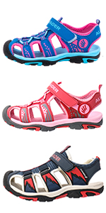 kids hiking sandals