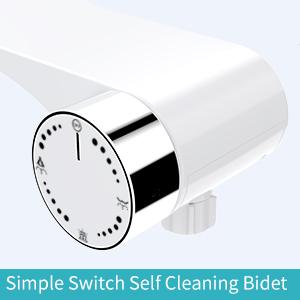self cleaning bidet