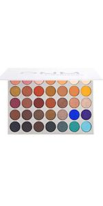 35 Colors Eyeshadow Palette