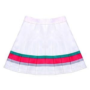 Girls cheerleader costume