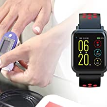 Real Time Blood Oxygen Monitoring