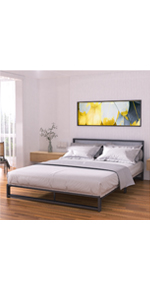 Meta Bed Frame Full Size