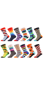 funny casual dress socks novelty socks christmas sock