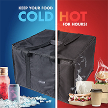 high heat retention