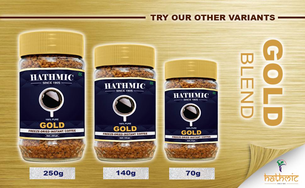 Hathmic Freeze dried Instant Coffee