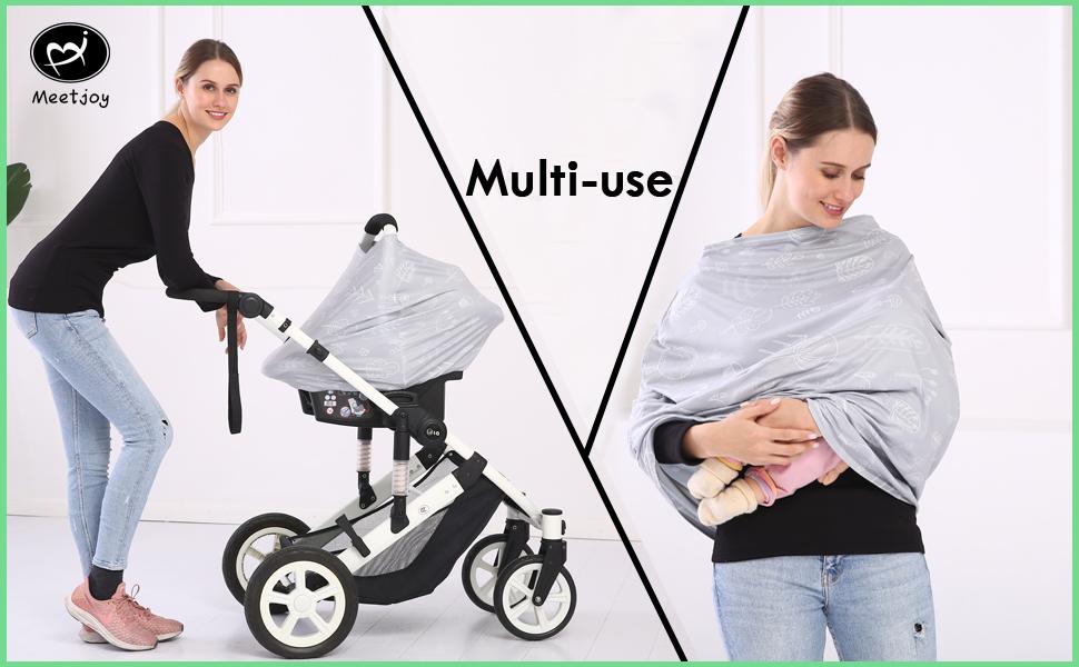 Multi-use Breastfeeding Cover