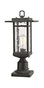 Beionxii Outdoor Post Light A268 Series