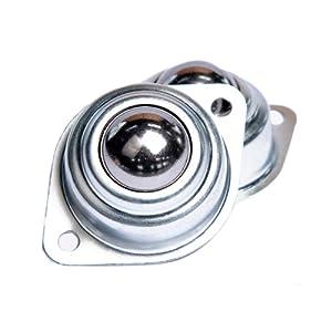 Roller Castors Metaal