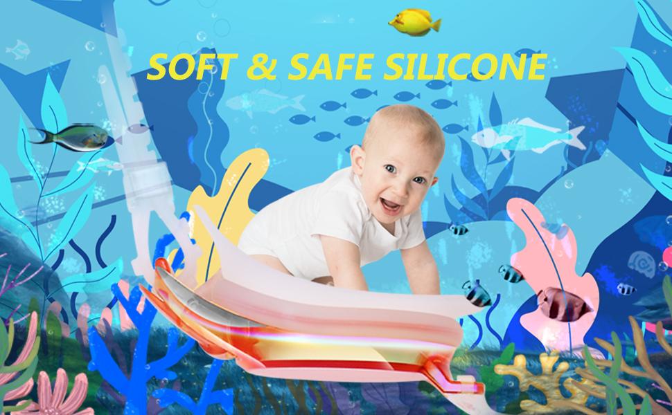 soft safe kids goggles