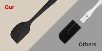 mini spatula silicone