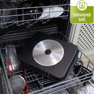 skitchn grill pan compatible with dishwasher