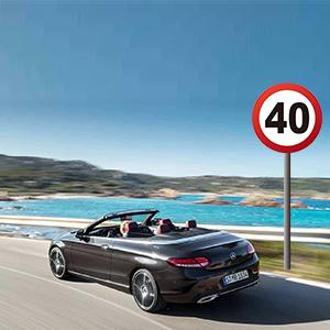 speed limit reminder