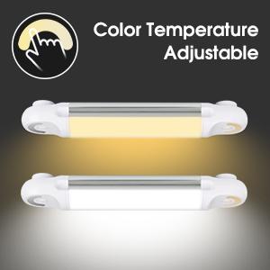 color temperature adjustable lantern