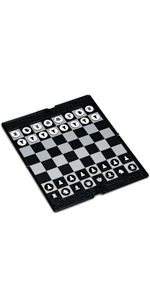 Magnetic Travel Foldable Chess Wallet Set
