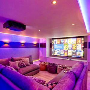 Led Strip Lights Work with Alexa Google Home