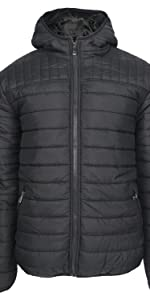 down jackets hoodies zip up warm packable padding