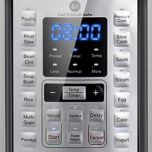 pressure cooker & air fryer