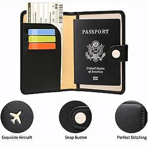 passport holder for women