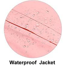 waterproof windbreaker jacket