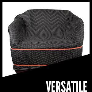 versatile moving blankets can be used anywhere