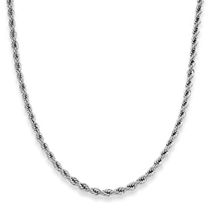4mm Men's Rope Chain