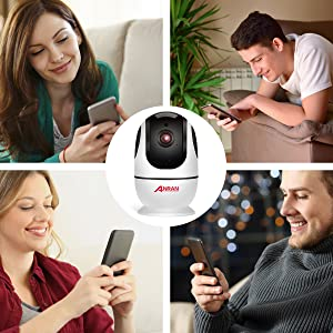 Home Smart Wireless Security Camera