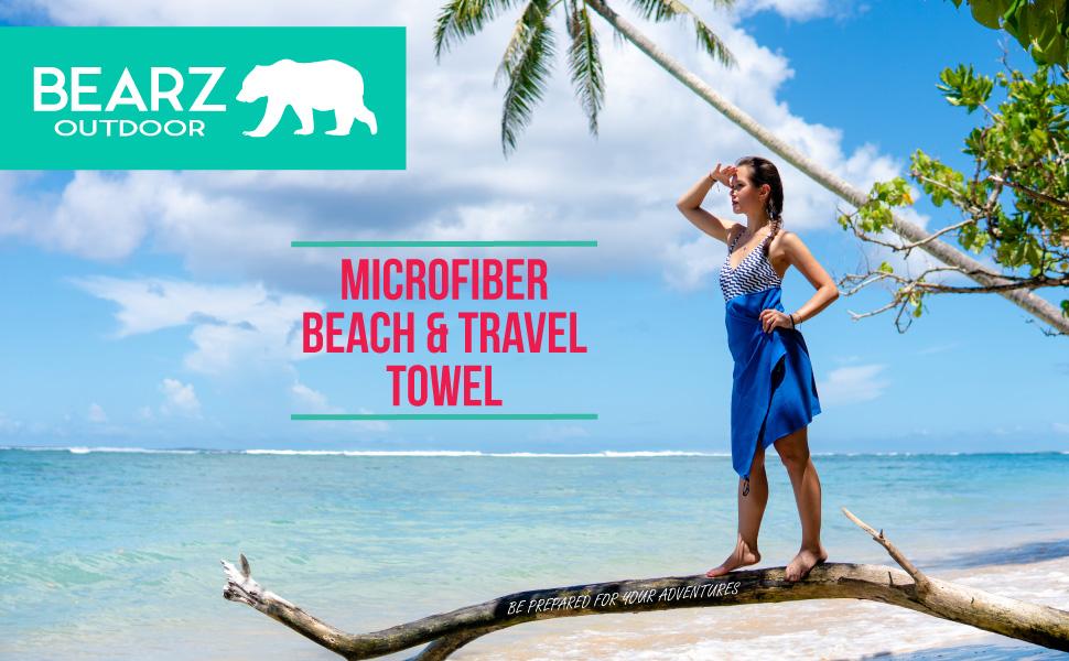 Quick Dry Microfiber Towel