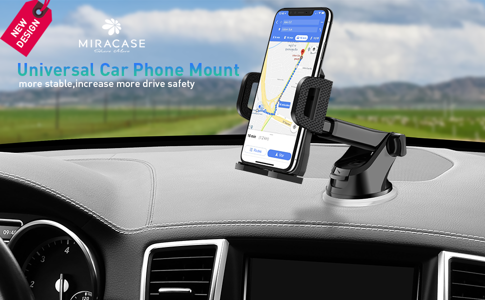 Car Phone Holder For Dashboard