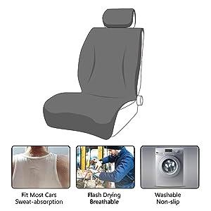 car seat towel cover