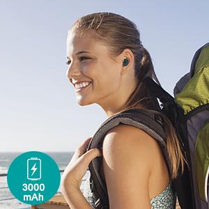 True Wireless Earbuds Aszwor S9 Bluetooth 5.0 Earbuds 120- Hrs Playtime Wireless Earphones