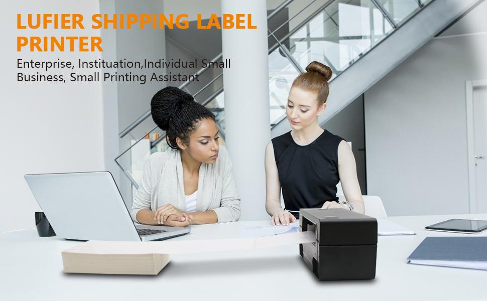 LUFIER Label Printer