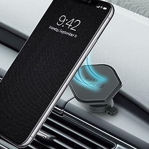 Fixed Icon Flex Mobile Phone Holder For Car Magnetic Elektronik