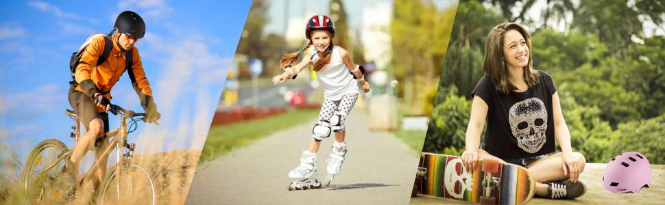 skateboard Helmet