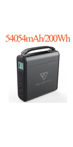 200w power station portable