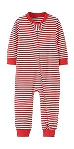 baby footless pajamas