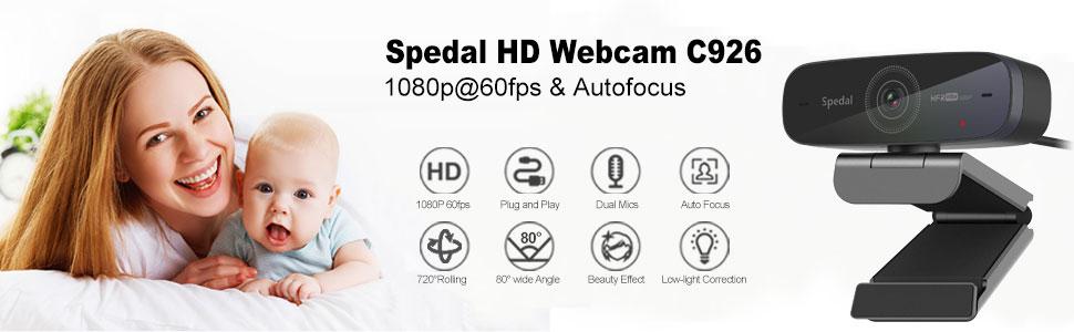 webcam 1080p 60fps
