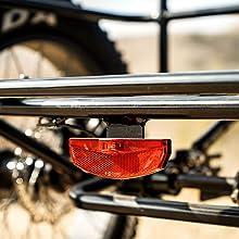 electric bike taillight