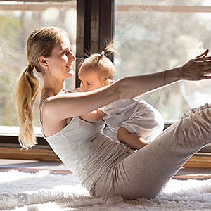 Good for Postpartum recovery